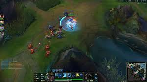 League of Legends Gameplay Yasuo vs ...