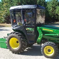 tractor cab enclosure for john deere 3000 series tractors requires canopy