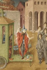 The Juggler (The Magician) [Remedios Varo] | Sartle - Rogue Art History