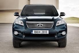 New (2011) Toyota RAV4 for Europe - AutoTribute