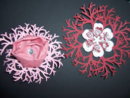 Paper Flower Punches How To Make Beautiful Flowers Using Craft Punches Part 2 An