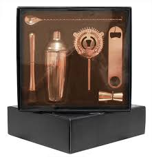 cocktail kit copper
