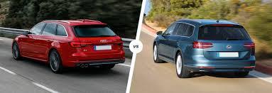 Audi A4 Avant vs VW Passat Estate comparison | carwow
