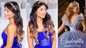 Luxy Hair Style cinderella hair tutorial youtube 4935 by wearticles.com