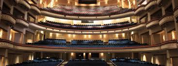 Belk Theater Seating 2019