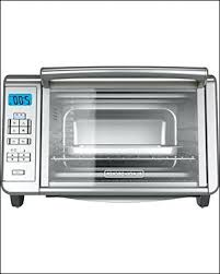 oster brushed stainless steel convection countertop