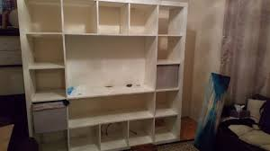 large living room cupboard for fits upto 48 inch tv in the middle 8