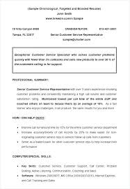 Office Resume Templates Interesting Office Resume Templates Examples Of Chronological On Template Word
