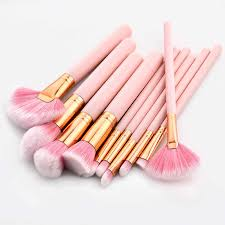 <b>1PC</b> Professional <b>Women</b> Marble <b>Brushes Makeup</b> Tool Kit Soft ...