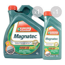 image is loading castrol magnatec 10w 40 part synthetic engine oil