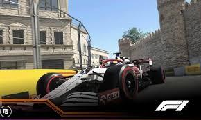 The f1 formula 1 logo, f1 logo, formula 1, formula one, f1, fia formula one world. F1 2021 Azerbaijan Setup Baku Setup Career Mode My Team Race More Racing Games
