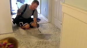 how to remove tile from floor cool removing tile mortar from my concrete floor how to