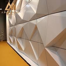 china customized interior aluminum wall