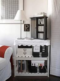 office desk in living room. Plain Office Spreading Bills Out On The Coffee Table Will Only Work For So Long  Eventually You May Need To Find A Spot In Your Living Room Proper Desk In Office Desk Living Room E