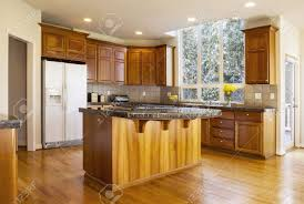 Kitchens With Wooden Floors Modern Kitchens With Wood Floors Awesome Innovative Home Design