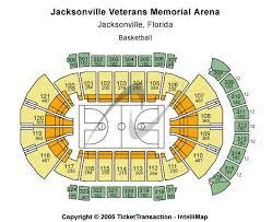 Cheap Jacksonville Veterans Memorial Arena Tickets