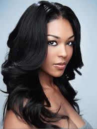 long hairstyles for black women 10