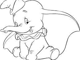 Awesome Guarda Tutti I Disegni Di Dumbo Da Colorare Free Coloring Book