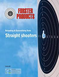 Forster Products Catalog By Kuhada Issuu
