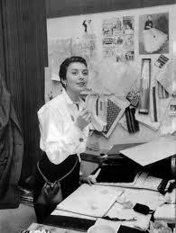 Klein Designer Anne Klein The Legendary Designer Who Changed The Way