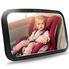 Shynerk Baby Car Mirror, Safety Car Seat Mirror for ... - Amazon.com