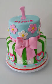 Different Cake Designs For One Year Old Baby Birthday Cake For 1