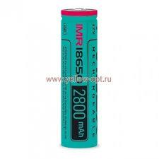 <b>Аккумулятор VIDEX 18650</b> 2800mAh bulk50 28A без защиты (IMR ...