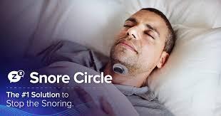 <b>Snore Circle Smart</b> Anti-Snoring Muscle Stimulator | Indiegogo