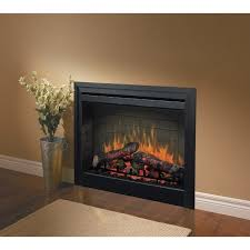 dimplex electraflame 33 inch built in electric fireplace