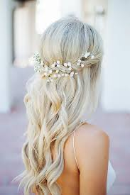 Hairstyles For Bridesmaids 87 Inspiration 24 Half Up Half Down Wedding Hairstyles Ideas Pinterest Wedding