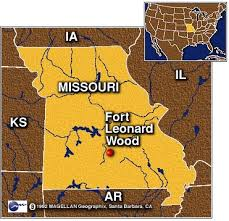 pat & howard stenzel family website, photos, travel & genealogy Ft Leonard Wood Mo Map ft leonard wood map missouri fort leonard wood mo map