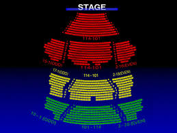 Hudson Theatre Seating Chart The Hudson Theatre All Tickets Inc