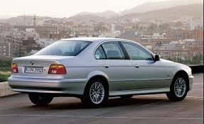 2002 BMW 520i Touring Automatic E39 related infomation ...