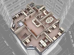 office space plan. Why Resilient Office Space Ticks All The Boxes Plan