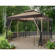 gazebo design amazing gazebo screen tent screened gazebos for outdoor canopy with screen 371