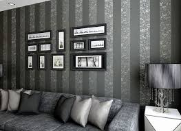 Wallpaper Living Room Grey Living Room Wallpaper Yes Yes Go