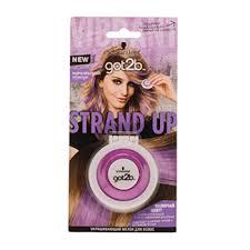 Окрашивающий <b>мелок для волос</b> Schwarzkopf <b>Got2b</b> Strand Up ...