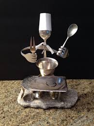 vine silverware chef what better gift for a newly opened restaurant or someone who just loves to cook