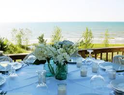Blue Mason Jars Wedding Decor beautiful wedding centerpieces with blue mason jarsWedWebTalks 21