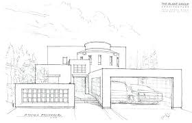 modern home architecture sketches. Wonderful Modern Sketched House Excellent Big Drawings Portfolio Projects Plans  In Modern Home Architecture Sketches Attractive On U