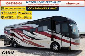 American Coach Bus 2008 American Coach American Eagle 42r Tag Axle With 4