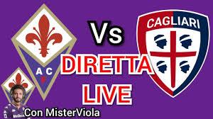 Fiorentina Cagliari Diretta Live Streaming Cronaca Web - YouTube
