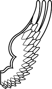 hawk wing clipart. Modren Clipart Hawk Wings Clip Art MEMES Pictures Inside Wing Clipart