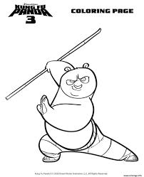 Luxe Coloriage Kung Fu Panda 3 A Imprimer