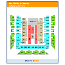 Royal Farms Arena Detailed Seating Chart Tim Mcgraw Faith Hill At Royal Farms Arena On 2018 06 05