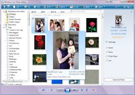 gallery of free graphics software windows live photo gallery windows