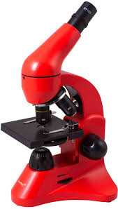 <b>Микроскоп Levenhuk Rainbow</b> 50L OrangeАпельсин купить по ...