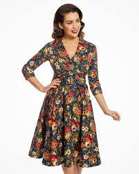 Floral Pattern Dress Cool Design Inspiration