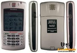 Blackberry 7100v Business-Phone mit ...