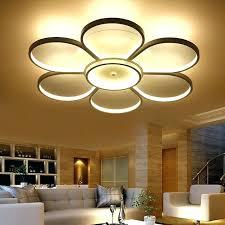 led decorative ceiling lights ping india lighting for living room new light modern s